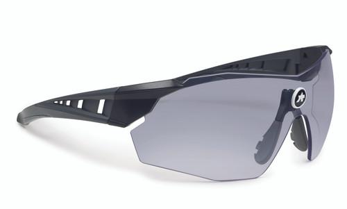 Assos - SKHARAB Unisex Wraparound Sunglasses 2021 - Pluto Grey