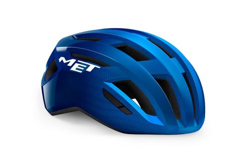 MET - My21 Vinci MIPS Road Cycling Helmet - Blue