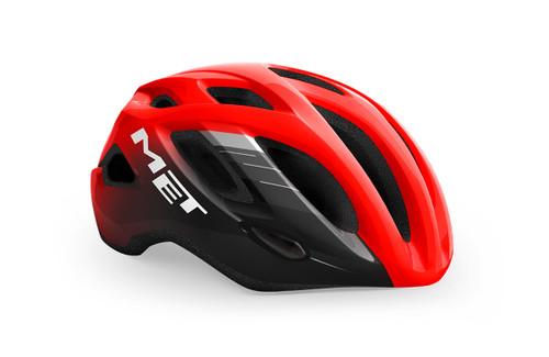 MET - My21 Idolo Cycling Helmet - Red/Black
