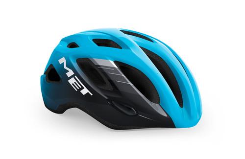 MET - My21 Idolo Cycling Helmet - Cyan/Black