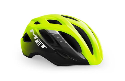 MET - My21 Idolo Cycle Helmet - Safety Yellow/Black