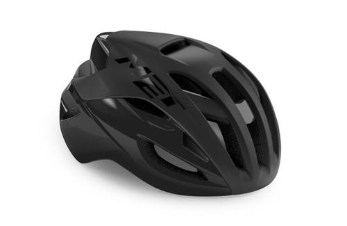 MET - My21 Rivale Cycling Helmet - Black