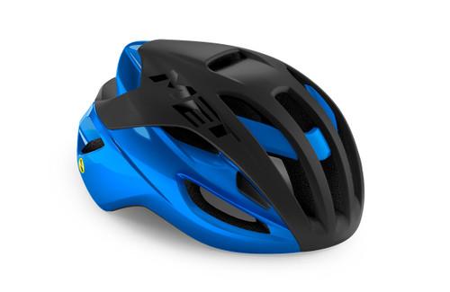 MET - My21 Rivale MIPS Cycling Helmet - Black/Blue
