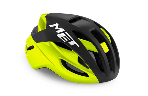 MET - My21 Rivale MIPS Cycling Helmet - Black/Yellow