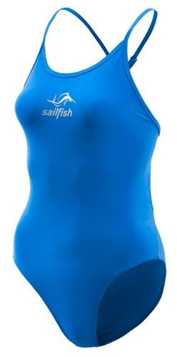 Sailfish - Power Adjustable X Women's Swimsuit 2021 - Blue