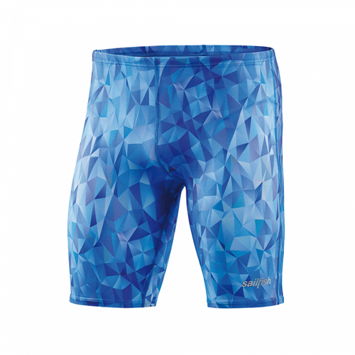 Sailfish - Durability Men's Square Jammer 2021 - Square Blue