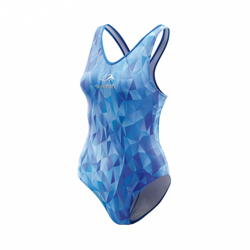 Sailfish - Durability T-Back - Women's - Square Blue  - 2021