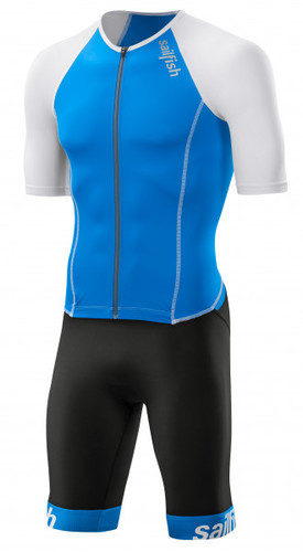 Sailfish - Men's Aerosuit Comp  2021 - Square Blue