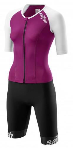 Sailfish - Women's Aerosuit Comp 2021 - Berry