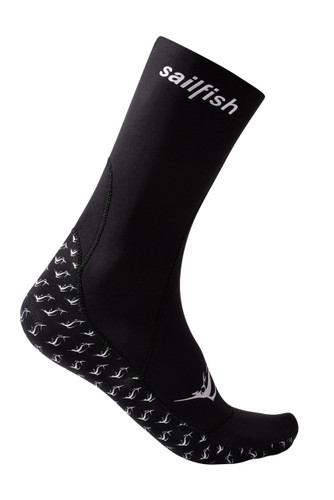Sailfish - Unisex Neoprene Socks 2021 - Black