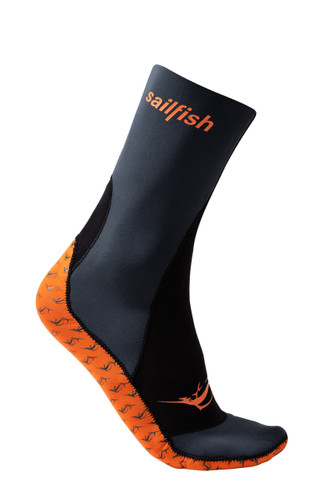Sailfish - Neoprene Socks  - Unisex - Orange - 2021