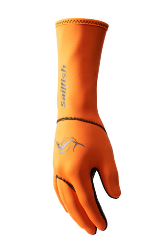 Sailfish - Unisex Neoprene Gloves 2021 - Orange