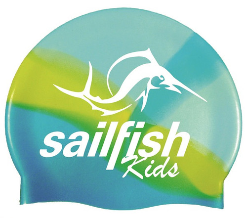 Sailfish - Children's/Youth's Silicone Cap 2021