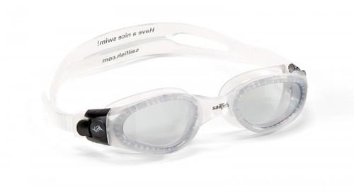 Sailfish - Swim Goggle Storm  - Unisex - Grey - 2021