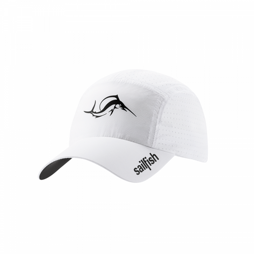 Sailfish - Running Cap Cooling - Unisex - White - 2021