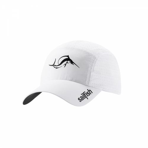 Sailfish - Unisex Cooling Running Cap 2021 - White