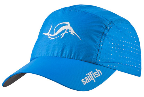 Sailfish - Running Cap - Unisex - Blue - 2021