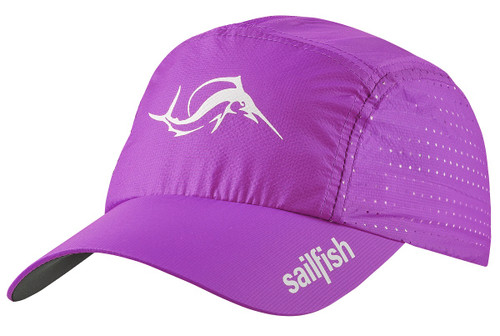 Sailfish - Running Cap - Unisex - Berry - 2021