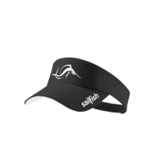 Sailfish - Visor - Unisex - Black - 2021