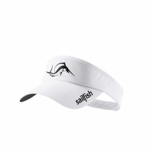 Sailfish - Visor - Unisex - White - 2021