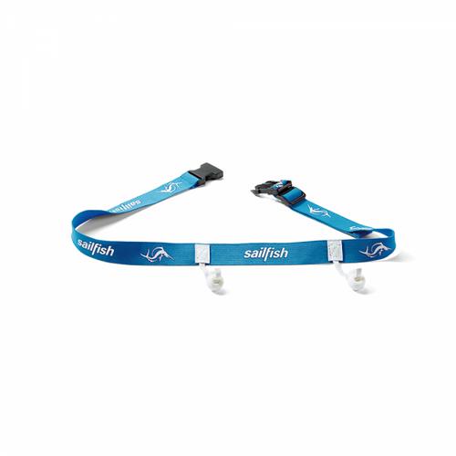 Sailfish - Racenumberbelt - Unisex - Blue/White - 2021