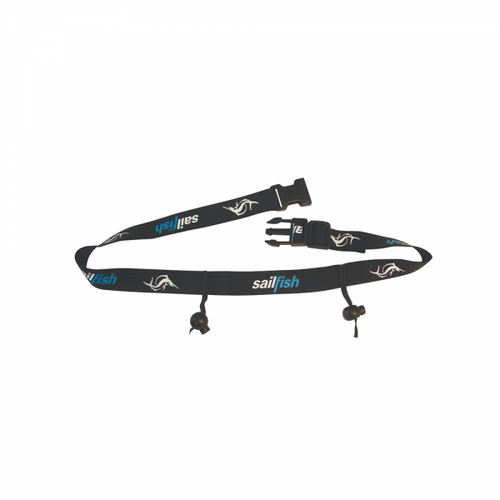 Sailfish - Racenumberbelt  - Unisex - Black - 2021