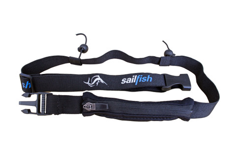Sailfish - Racenumberbelt Pocket - Unisex - Black - 2021