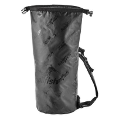 Sailfish - Waterproof Swimbag Durban  - Unisex - Black - 2021