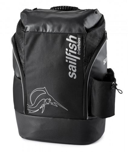 Sailfish - Cape Town Backpack 2021 - Black/Silver