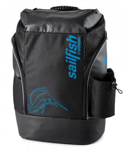Sailfish - Cape Town Backpack 2021 - Black/Blue