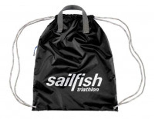 Sailfish - Gymbag - Unisex - Black - 2021