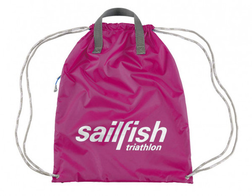 Sailfish - Gymbag - Unisex - Berry - 2021