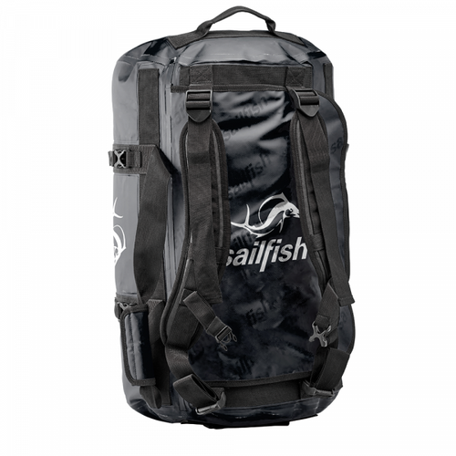 Sailfish - Waterproof Sportsbag Dublin  - Unisex - Black - 2021