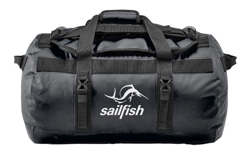 Sailfish - Waterproof Sportsbag Dublin  - Unisex - Black - 2021