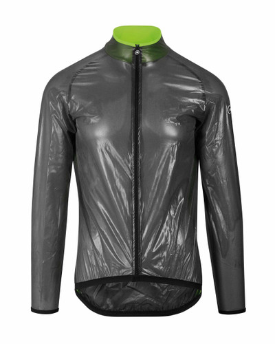 Assos - Mille GT Clima Unisex Jacket EVO - Visibility Green