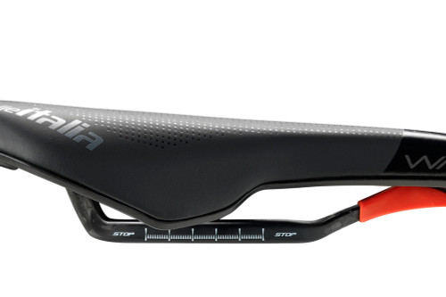 Selle Italia - WATT Gel Triathlon/TT TI 316 Superflow