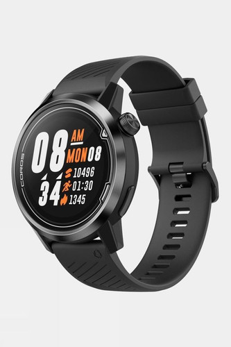 Coros - Apex Premium Multisport GPS Watch - 42mm face - Black/Grey