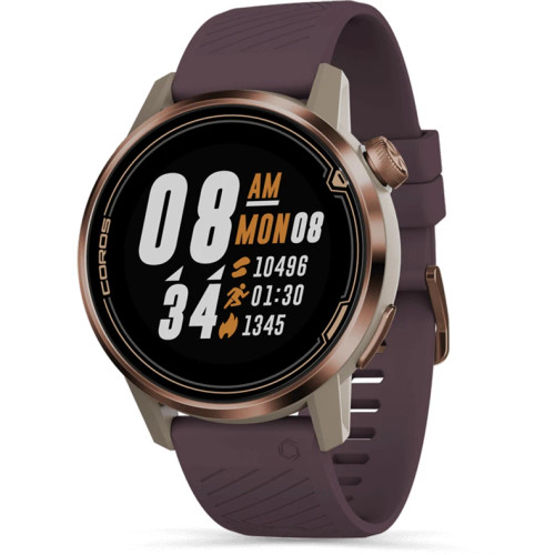 Coros - Apex Premium Multisport GPS Watch - 42mm face - Gold