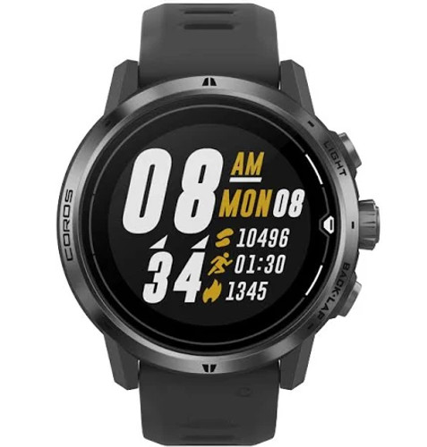 Coros - Apex Pro Premium Multisport GPS Watch - Black
