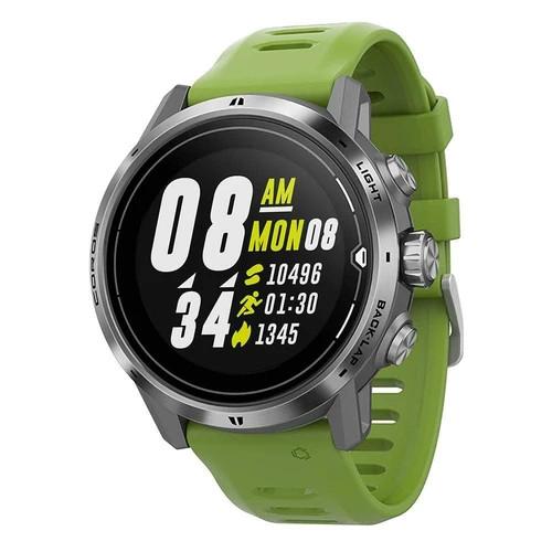 Coros - Apex Pro Premium Multisport GPS Watch - Silver
