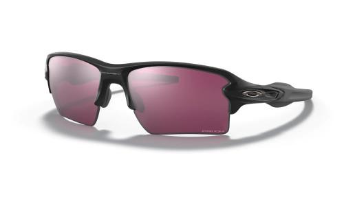 Oakley - Flak 2.0 Xl - Matte Grey Smoke Matte Black Prizm Road Prizm Road Black
