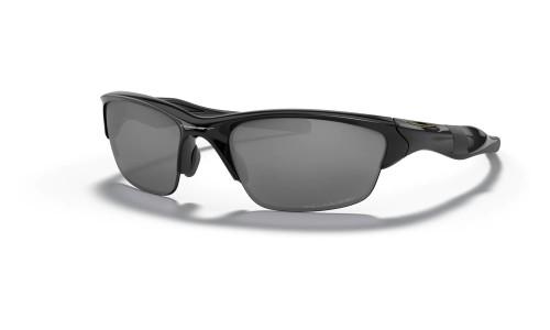 Oakley - Half Jacket 2.0 Sports Sunglasses - Steel Polished Black Frame: Clear-To-Black Photochromic Black Iridium Polarising Lenses