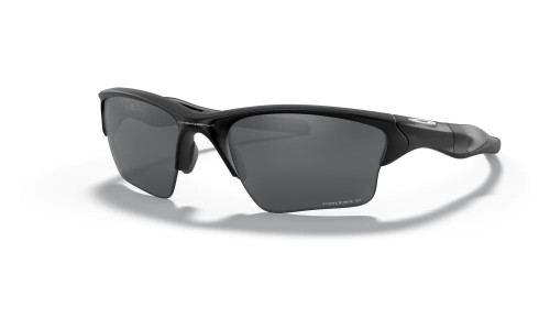Oakley - Half Jacket 2.0 Xl - Polished Black Matte Black Black Iridium Polarized Prizm Black Polarized
