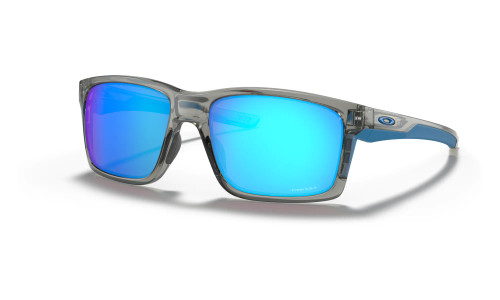 Oakley - Mainlink - Matte Black Grey Ink Prizm Grey Prizm Sapphire