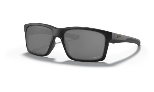 Oakley - Mainlink - Grey Ink Matte Black Prizm Sapphire Prizm Black Polarized