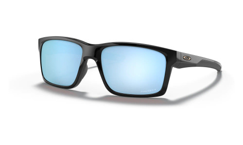 Oakley - Mainlink - Polished Black Polished Black Prizm Ruby Polarized Prizm Deep H2O Polarized