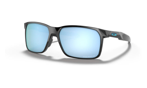 Oakley - Portal X - Polished Black Polished Black Prizm Deep H2O Polarized Prizm Deep H2O Polarized