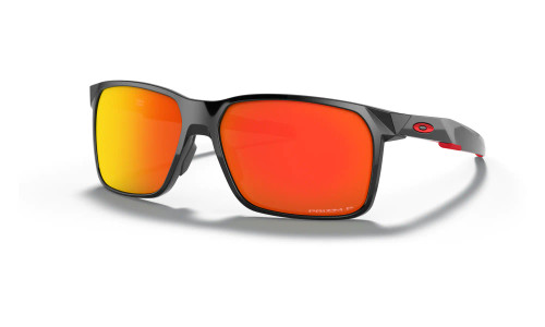 Oakley - Portal X - Polished Black Polished Black Prizm Deep H2O Polarized Prizm Ruby Polarized
