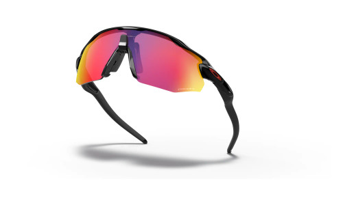 Oakley - Radar Ev Advancer - Polished Black Polished Black Prizm Black Polarized Prizm Road