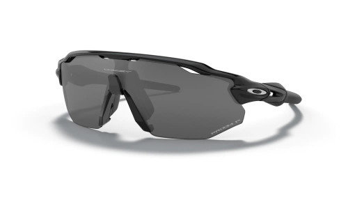 Oakley - Radar Ev Advancer - Polished Black Polished Black Prizm Road Prizm Black Polarized